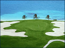 Golf Club CANCUN POK TA POK