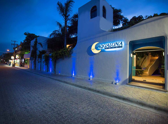 Aqualuna Boutique Hotel Playa Del Carmen