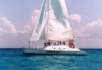 catamaran riviera maya rent it