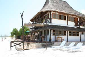 hotels on the beach in holbox