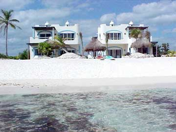 rent this amazing hotel on the beach in a quite place on the riviera maya