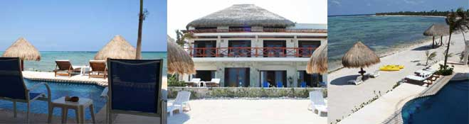 Cozy Hotel Maya Jardin at Soliman Bay