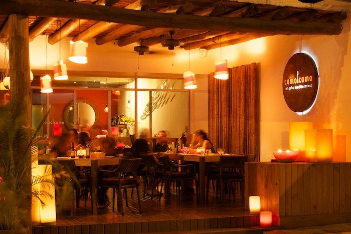 Comocomo Restaurant Playa Del Carmen My Favourite