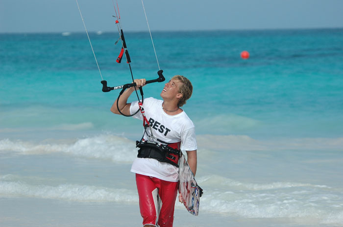 Kitesurf Vacation Mexico - YouTube